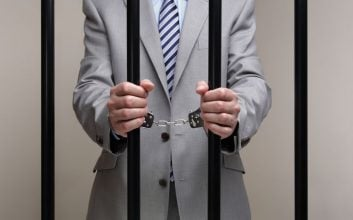 Can people go to jail for committing white-collar crime?