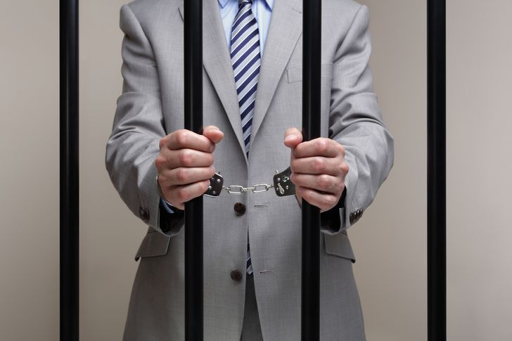 Can people go to jail for committing white-collar crime