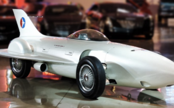 10 cars that look straight out of 'Star Wars'