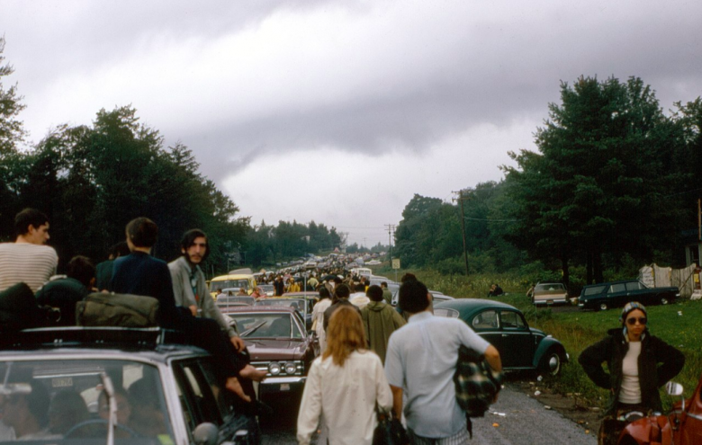 50 things you probably never knew about Woodstock