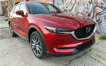 Mazda CX-5 punches above its weight in SUV class