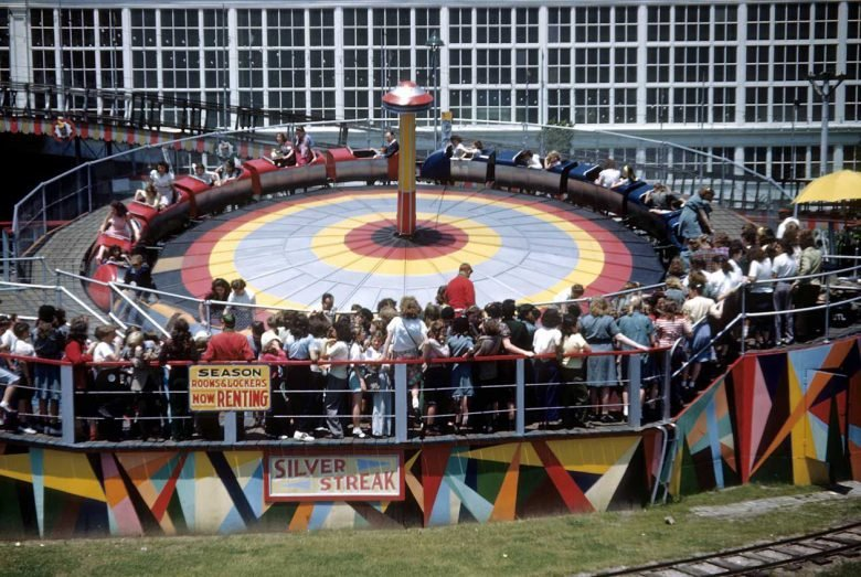 This was the most successful amusement park before WWII