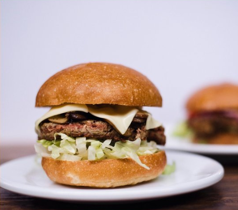 The quest for a healthy burger: Amazing veggie burgers in every state