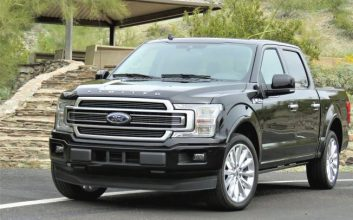 Lap of luxury in Ford F-150 Limited with Ecoboost V6 power