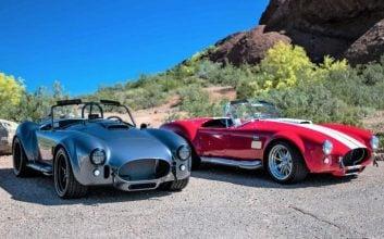 Cobras strike with vast power, raw-boned driving fun