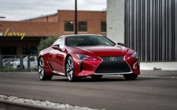 Is the Lexus LC500's style worth the $100K price tag?