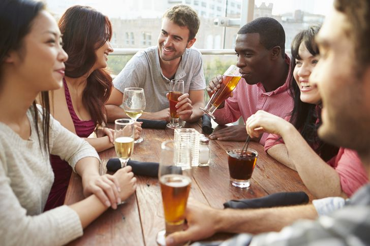 The real reason you can't handle alcohol anymore