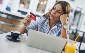 About 40 million Americans had a credit card declined over the last year