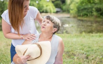 5 hot weather safety tips for older adults