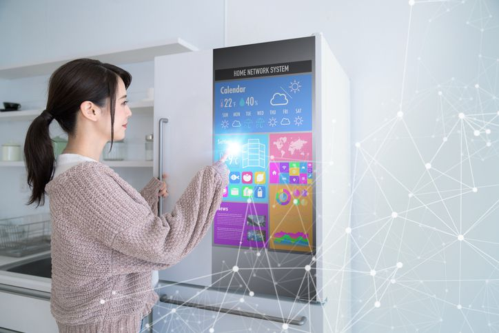 What happens when your smart home starts thinking for itself?
