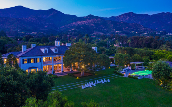 Want to buy Rob Lowe's estate? You can for $42.5 million