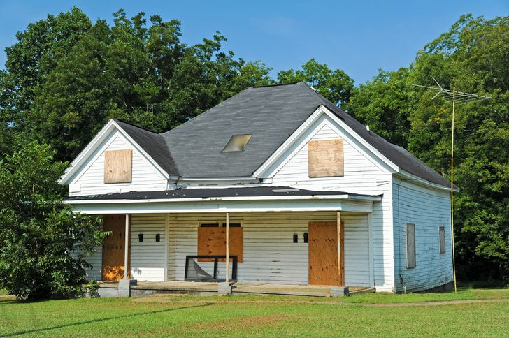 Is buying an abandoned property a good investment?
