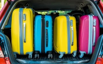 15 of the best selling luggage pieces on Amazon