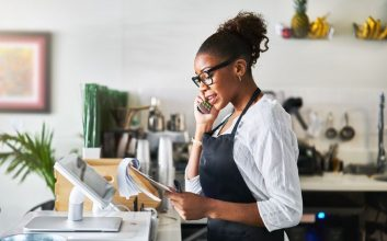 Can I hire a bookkeeper instead of an accountant for my small business?
