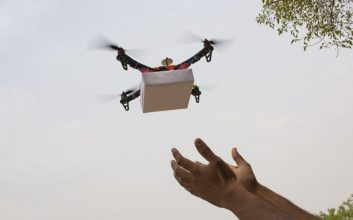 Are you ready to get your deliveries by drone?