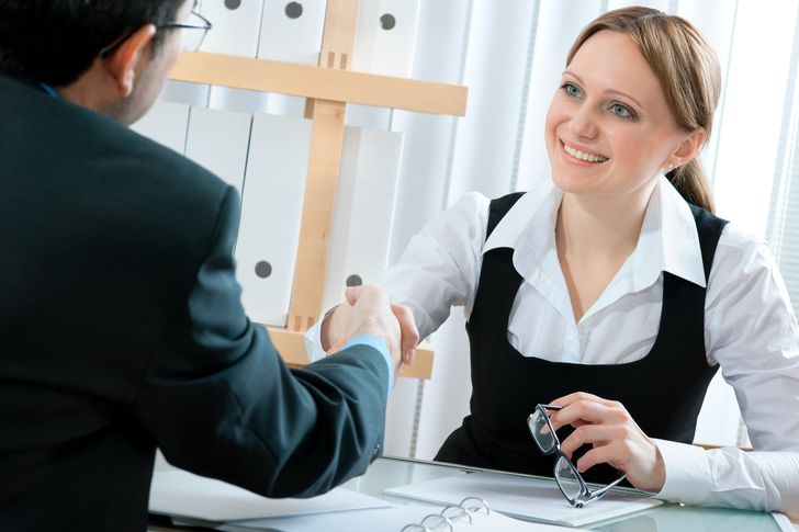 Should you 'be yourself' in a job interview?
