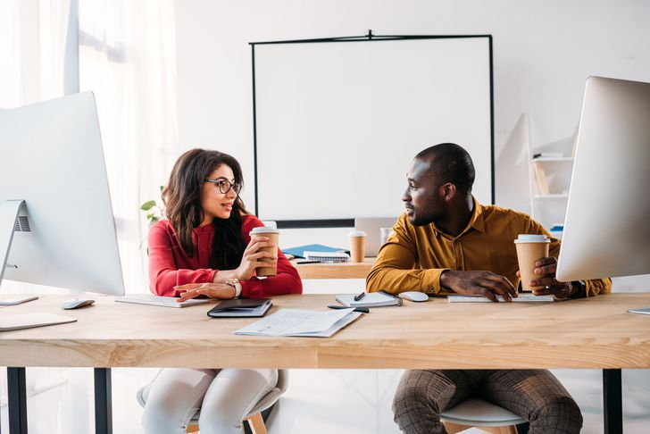 Should people share their salary info with each other?
