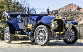 These historic Benz cars are headed to auction