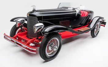 This '29 Du Pont Model G is a thing of beauty nearly 100 years later
