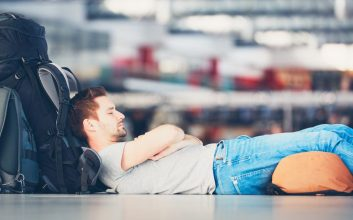 6 tips for keeping your sanity when weather delays wreck your travel plans