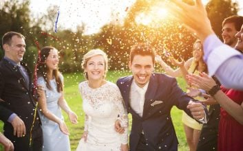 How coronavirus is affecting weddings around the US