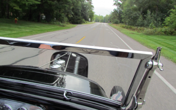 Take a joy ride with us in this '32 Ford Roadster