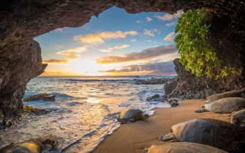 Photo of Maui, a popular and expensive U.S. vacation spot