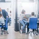 The top 10 germiest spaces in your workplace