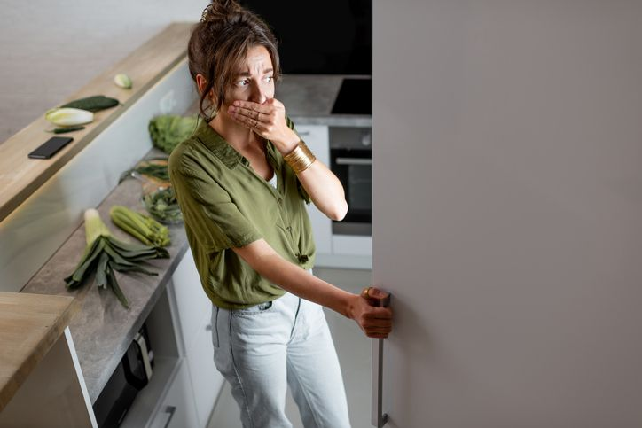 How cleaning out your fridge can save you money