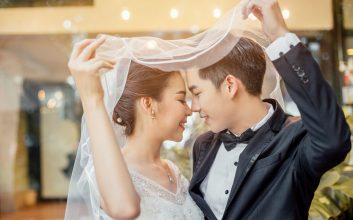 Guess how many couples start married life with wedding debt