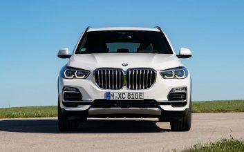 A closer look at BMW's 2021 X5 hybrid