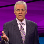 Alex Trebek looks amazing in video update on cancer treatments