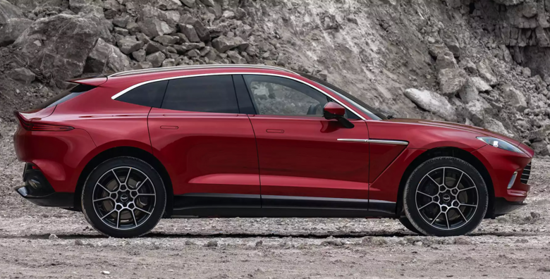 Is this James Bond's sweet new ride?