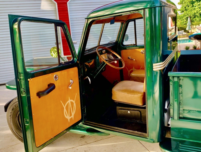 Barn find! This '49 Willys-Overland Jeep pickup is a beauty