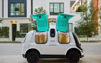 Robots are starting to deliver groceries. Are you ready?