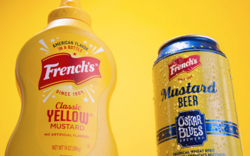 Mustard-flavored beer is about to be a thing