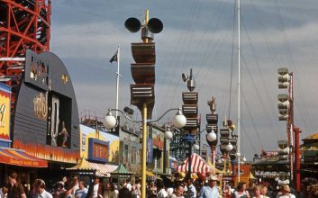 Virtual vacation: A trip to Coney Island