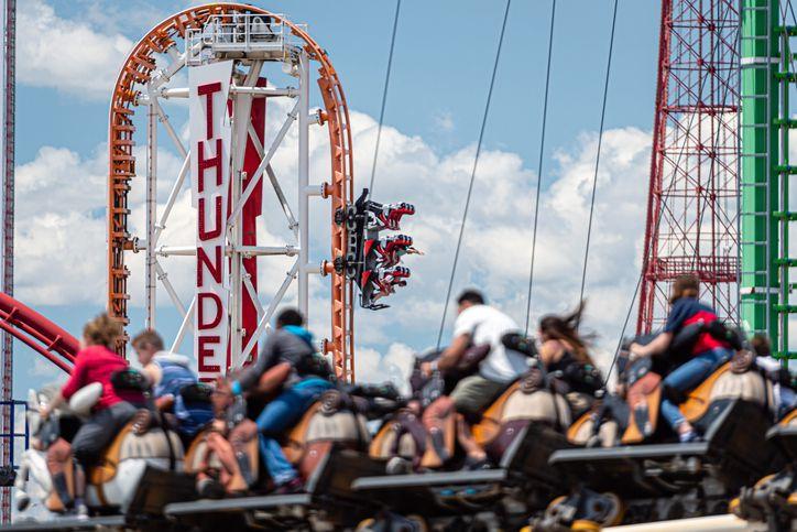 Virtual vacation: A trip to Coney Island