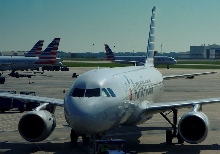 Here's how empty America's biggest airports are