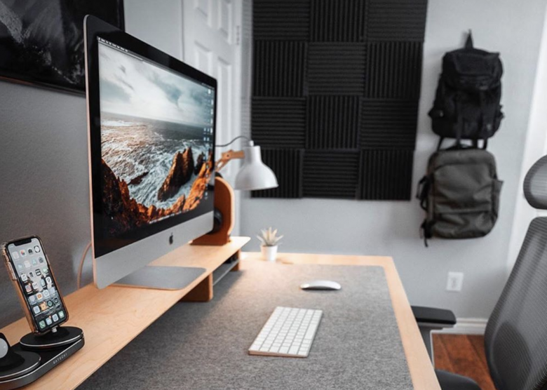 Does your home office need a 'space' lift? Try these ideas