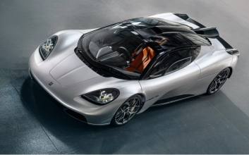 The new T.50 'rewrites the supercar rule book'