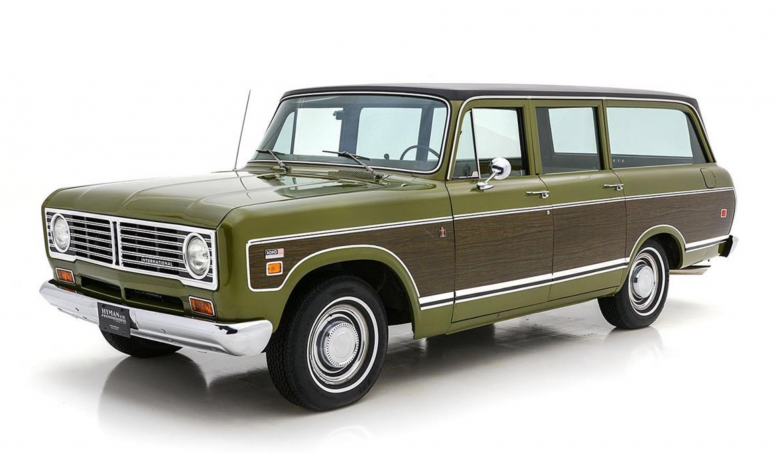 This '70s SUV is brimming with vintage character