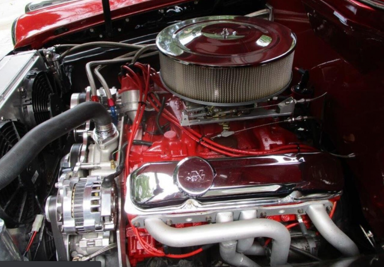 Check out this '49 Hudson Commodore custom resto-mod
