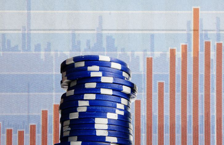 What are considered Blue-Chip stocks?