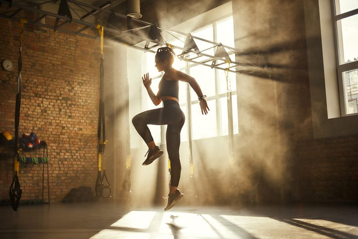 Soul-crushing workouts won't get you fit. This will