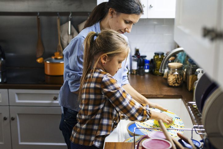 7 ways to trick your kids into helping with chores