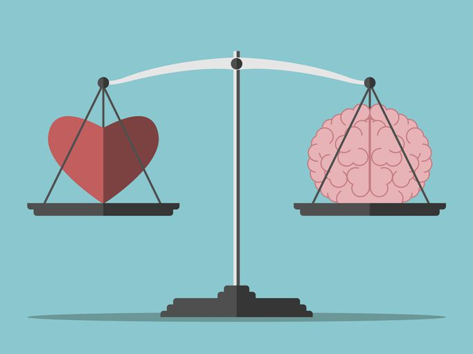 Are you rational or emotional? A sound mind requires both