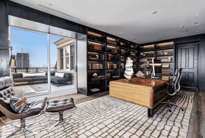 Jack Ryan fans: You can buy Tom Clancy's Baltimore penthouse