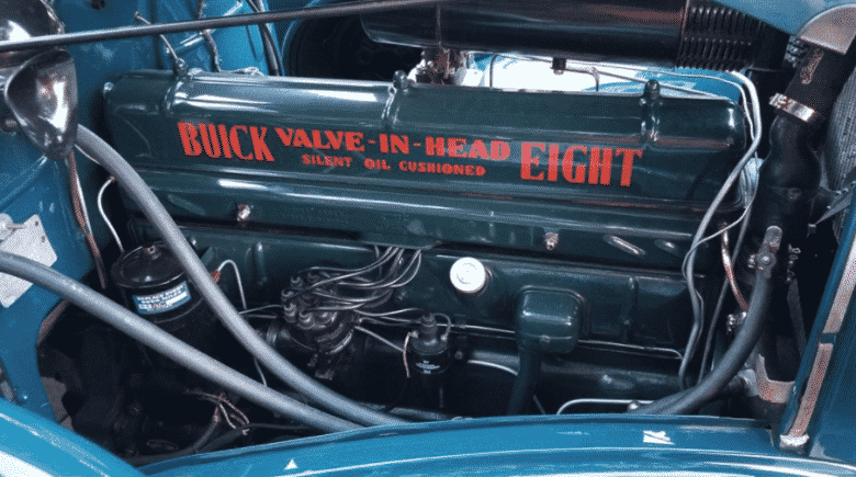 This '36 Buick Century is a 'head start to happiness'