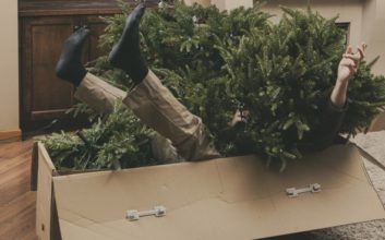 Christmas tree injuries are on the rise. Really.